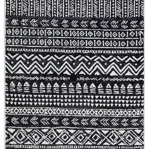 Arya Black&White Tepih